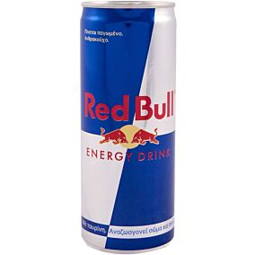 Ενεργειακό ποτό RED BULL energy (250ml)