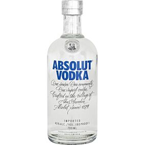 Βότκα ABSOLUT 40% vol. (12x700ml)