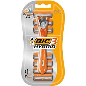Ξυραφάκια BIC easy μιας χρήσης