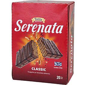 Γκοφρέτα SERENATA (20x33g)