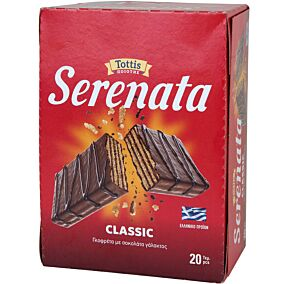 Γκοφρέτα SERENATA (33g)