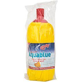 Σφουγγαρίστρα MULTY FOAM κίτρινη, με χοντρό κάλυκα