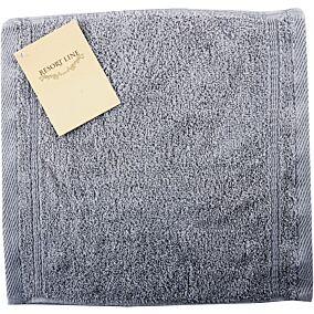 Πετσέτα RESORT LINE λαβέτα 100% βαμβακερή πράσινη 30x30cm