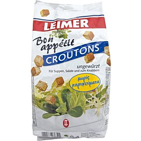 Κρουτόν LEIMER Bon appétit με φυσική γεύση (500g)