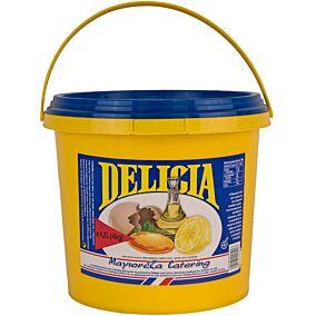 Μαγιονέζα DELICIA catering (4,2lt)