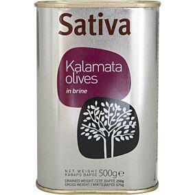 Ελιές SATIVA καλαμών (500g)