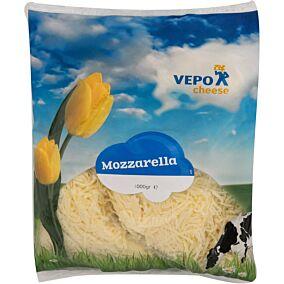 Τυρί VEPO mozzarella 40% λιπαρά τριμμένη (1kg)