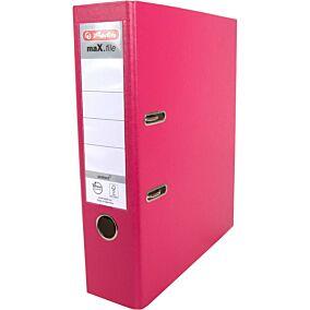 Κλασέρ HERLITZ max file Α4 8cm ροζ