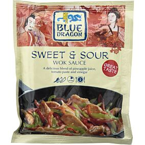 Σως BLUE DRAGON γλυκόξινη (120g)