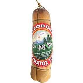 Τυρί μετσοβόνε καπνιστό (~4,5kg)