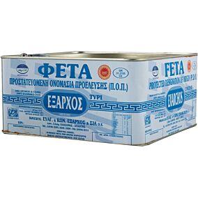 Τυρί ΕΞΑΡΧΟΣ φέτα ΠΟΠ (~4kg)