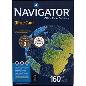 Φωτοτυπικό χαρτί NAVIGATOR A4 250φύλλων λευκό