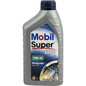 Ορυκτέλαιο MOBIL (1lt)