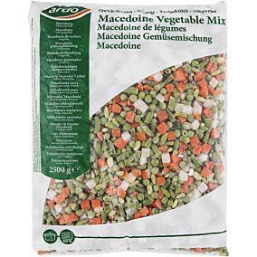 Μείγμα λαχανικών ARDO macedoine κατεψυγμένα (2,5kg)
