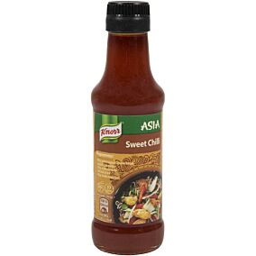Σάλτσα KNORR Asia γλυκόξινη με τσίλι (175ml)