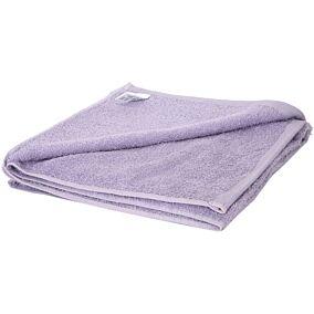 Πετσέτα YASEMI λιλά 100% βαβμακερή 70x140cm