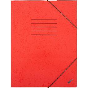Φάκελος BEST με λάστιχο σε διάφορα χρώματα (10τεμ.)