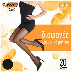 Καλσόν BIC molas 20D μαύρο XL