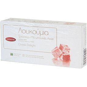 Λουκούμι ΣΑΡΑΝΤΗΣ τριαντάφυλλο (400g)