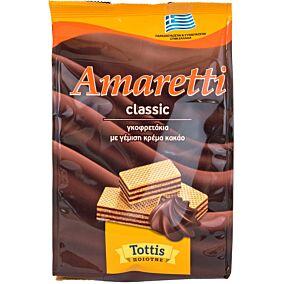 Γκοφρέτα AMARETTI (135g)
