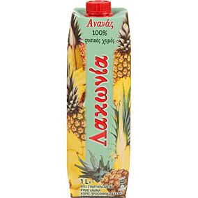 Φυσικός χυμός ΛΑΚΩΝΙΑ ανανά (1lt)
