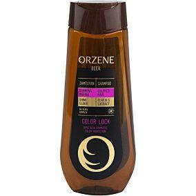 Σαμπουάν ORZENE μπύρας για βαμμένα μαλλιά (400ml)