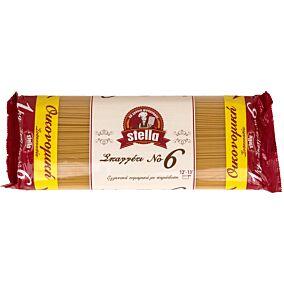 Μακαρόνια STELLA σπαγγέτι Νο.6 (1kg)
