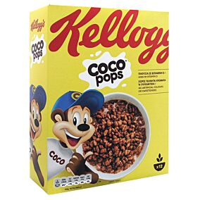 Δημητριακά KELLOGG'S Coco Pops (375g)