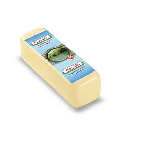 Τυρί ΛΟΓΑΔΙ ημίσκληρο 17% λιπαρά (~2,5kg)