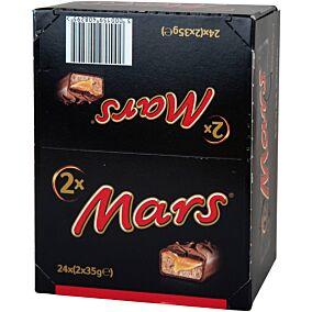 Σοκολάτα MARS 2 Pack γάλακτος (70g)