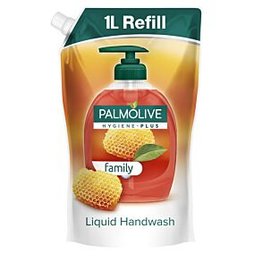 Κρεμοσάπουνο PALMOLIVE Hygiene Plus, ανταλλακτικό (1lt)