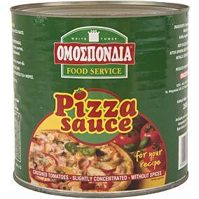 Σάλτσα ΟΜΟΣΠΟΝΔΙΑ βάση για pizza sauce (2,6kg)