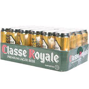 Μπύρα CLASSE ROYALE (24x500ml)