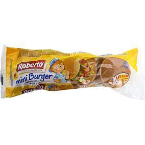 Ψωμί ROBERTO για burger mini (200g)