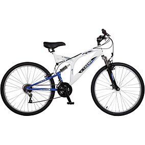 """Ποδήλατο COMFORT EXTREME με ανάρτηση 26"""" unisex"""