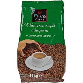 Καφές RIVA CAFÉ ελληνικός αλεσμένος (194g)