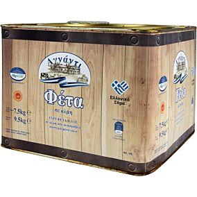 Τυρί ΑΓΝΑΝΤΙ φέτα ΠΟΠ (7,5kg)