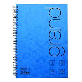 Τετράδιο A&G PAPER Β5 2 θέματα (5τεμ.)