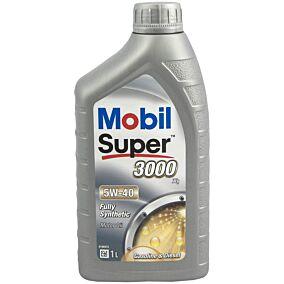 Λιπαντικό MOBIL συνθετικό (1lt)