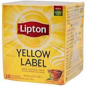 Τσάι LIPTON (10x1,5g)