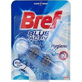 Αποσμητικό τουαλέτας BREF block blue active