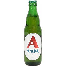 Μπύρα ΑΛΦΑ (24x330ml)