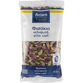 Φυστίκια ARION FOOD κελυφωτά, ψίχα, ωμά (200g)