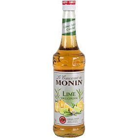 Σιρόπι MONIN lime cordial (700ml)