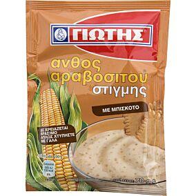 Μείγμα ΓΙΩΤΗΣ για κρέμα άνθος αραβοσίτου με μπισκότο (70g)