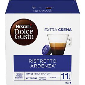Καφές NESCAFÉ dolce gusto espresso ardenza σε κάψουλες 16τεμ. (112g)