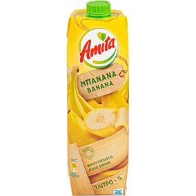 Χυμός AMITA νέκταρ μπανάνα (12x1lt)