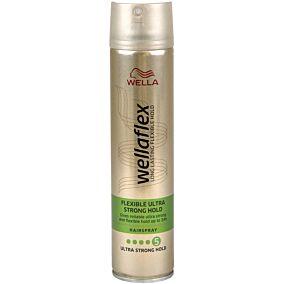 Spray μαλλιών WELLAFLEX πολύ δυνατό κράτημα (250ml)