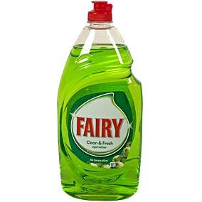 Απορρυπαντικό πιάτων FAIRY clean & fresh με άρωμα μήλο, υγρό (900ml)