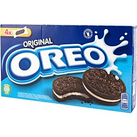 Μπισκότα OREO με κρέμα (176g)